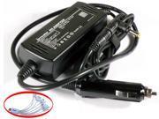iTEKIRO Car Charger Auto Adapter for HP Pavilion dv9850es, dv9850et, dv9850ev, dv9851eg, dv9851xx