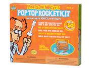 Be Amazing Toys 4770 Professor Wacky's Pop Top Rocket