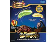 Uncle Milton 2415 Screamin' Sky Weasel Glowing Balloons