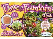 Dunecraft Flower Fountain Bird and Butterfly Mix Science Kit DUNX0045 DUNECRAFT INC.