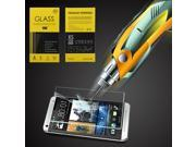 Ultra-thin 9H Design High Transparency Anti-Explosive LCD Tempered Glass Screen Protector for HTC One M8