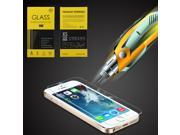 Ultra-thin 9H Design High Transparency Anti-Explosive LCD Tempered Glass Screen Protector for iPhone 5/5S