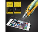 Ultra-thin 9H Design High Transparency Anti-Explosive LCD Tempered Glass Screen Protector for iPhone 6 Plus