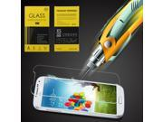 Ultra-thin 9H Design High Transparency Anti-Explosive LCD Tempered Glass Screen Protector for Samsung Galaxy S4 I9500