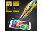 Ultra-thin 9H Design High Transparency Anti-Explosive LCD Tempered Glass Screen Protector for Samsung Galaxy S5 I9600