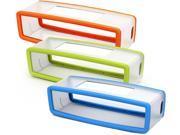 Bose SoundLink Mini Bluetooth Speaker Soft Covers - Orange Green and Blue