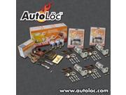 Autoloc SVPRO5F 4 Door 8 Function 50 Lbs Remote Shaved Door Popper Kit