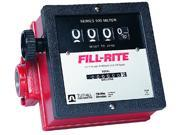 Fill-Rite - 901-1-1/2 - Dwos Series 900 Basic Meter W/1-1/2 Inlet & Out