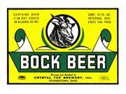 Buyenlarge - 22549-1CG28 - Bock Beer 28x42 Giclee on Canvas