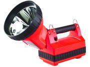 Streamlight HID Lite Box Spotlight with 120V AC 12V DC Chargers, Orange