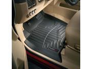 WeatherTech - 44459-1-2 - 2013 Ford C-Max Black 1st & 2nd Row FloorLiner