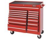 Proto - 444142-15RD - Red 15 Drawer Workstation 41x42