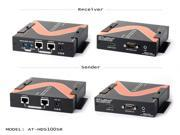 Atlona - HDS100SR - HDMI with RS232 and Analog Audio Extender over Cat5/6 up to 330ft