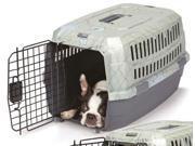 Dog is Good DI7119-30 Never Travel Alone Crate, Medium