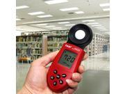 NEW 200,000 Pocket Digital Light Meter Luxmeter Lux/FC Meters Luminometer Photometer + Battery US
