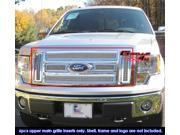 09-12 2011 2012 Ford F150 Lariat/King Ranch Mesh Grille Grill Insert
