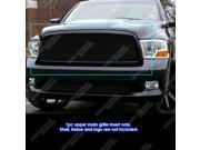 2009-2010 Dodge Ram 1500 /2011-2012 Ram 1500 All Model Black Billet Grille Grill  Insert
