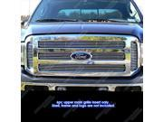 05-07 Ford F250/F350 Super Duty/Excursion Billet Grille Grill Insert   # F65799A
