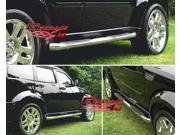 2011 Dodge Nitro S/S Side Step Nerf Step Side Bars Running Boards
