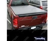 TOYOTA TACOMA DOUBLE CAB 5FT BED 2005-2015 SOFT LOCK&ROLL UP TONNEAU COVER