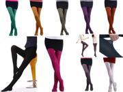 High Quality Fashion Girls Lady Women Spring Autum 40D Solid Candy 10 Colors Sexy Pantyhose Silk Socks Stockings Leggings Tights Size S/M/L/XL/2XL