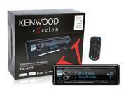 Kenwood KDC-X997 eXcelon KDCX997 Car Cd Receiver w/ Bluetooth HD Radio KDCX997B