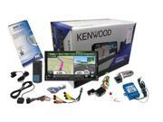 Kenwood DNX890HD Navigation Receiver w/ PAC SWI-RC Steering Wheel Interface B