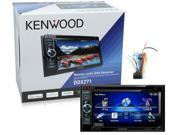 "Kenwood DDX271 6.1"" DVD CD Double Din Car Receiver DDX271B"