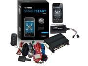 SMART START REMOTE START KEYLESS ENTRY FOR IPHONE BLACKBERRY ANDROID NEW VSS4000
