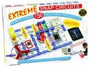 Elenco - Snap Circuits Extreme, with Solar Powered Car