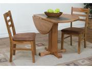 Sunny Designs Sedona Collection Three Piece Dining Set 1223