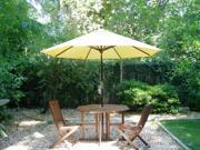 Eagle One Umbrella With Commercial Grade Polyester In Yellow