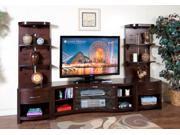 Sunny Designs 3431E-TC Espresso TV Console In Espresso