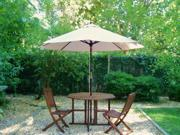 Eagle One Umbrella With Commercial Grade Polyester In Beige