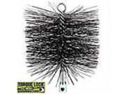 "14"" X 14"" Round Wire Brush With Tlc"