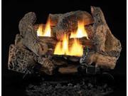 "Golden Oak Logs Only - 24"""