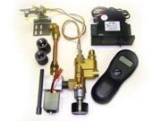 HPC Thermostatic Remote Latch Tape Kit - Natural Gas