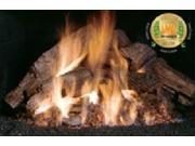 Golden Blount 24 Inch MJ-880024 Texas Stack Gas Logs - Logs Only