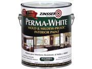 Perma-White Mold And Mildew-Proof Interior Paint Satin White