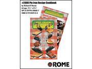 Rome Pie Iron Recipe Book