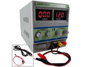 30V 10A 10AMP 110/220V Precision Variable DC Power Supply Pro Digital Adjustable