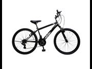 "Alton ""TYPE X"" Mountain Bike/Rough Road Shimano 21-Speed Hi-Ten Steel MTB Frame"