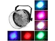 112pcs RGB LED Strobe Stage Light Voice Control built in microphone low Suitable for disco, bar, DJ, stage, ballroom, club, KTV, home decoration, party, wedding and festival