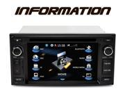 Caska In Dash Car DVD Player with Sygic GPS Navigation , Black Screen, AV Function, Auto Memory, Bluetooth Compatible with iPhone5S/5/4S, Samsung Galaxy S5/S4/S3, HTC and so on