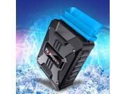 V6 Suction Design Laptop Cooler Exhaust Fan Low noise for Laptop Notebook