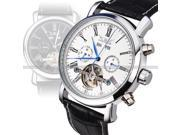 JARAGAR Men's AUTO mechanical watch analog display
