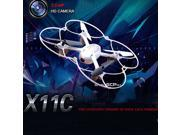 SYMA X11C Air - Cam with Aerial View 2MP HD Camera 6 - Axis 4CH 2.4G RTF RC Quadcopter Simulators Radio Control for Children Above 14 years old