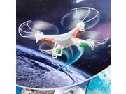 Syma X5C-1 2.4GHz 4 Channel 6 - Axis Gyro Remote Control Quadcopter 360 Degrees accurate orientation BNF With light