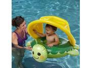 Fisher-Price Sun Cover Baby Turtle Float&#59; - Turtle