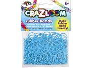 The Cra-Z-Art Shimmer 'N Sparkle Cra-Z-Loom Fashion Colors Rubb - Light Blue